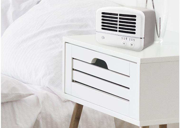 Solac人體感應陶瓷電暖器SNP-K01R